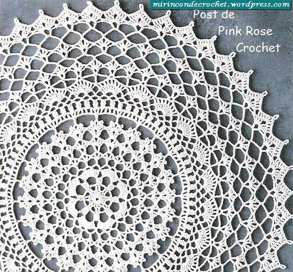 Mas de crochet artístico…!!!