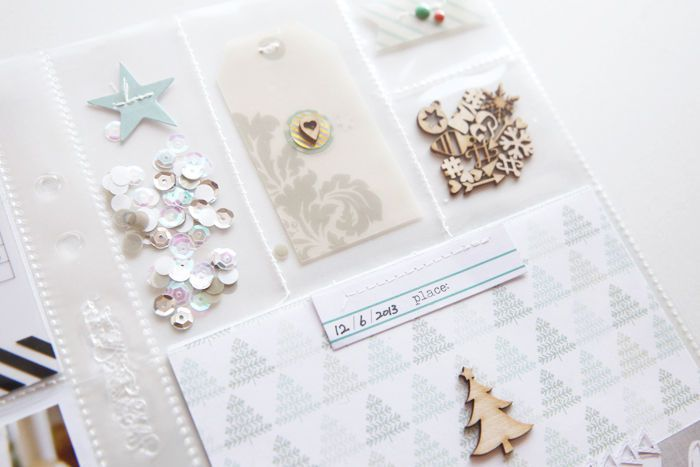 December daily by JINA-B at @Studio_Calico | configure your own pockets