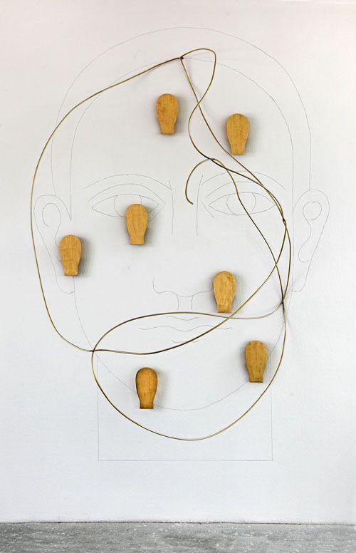 Mimmo Paladino - arte contemporanea - mostra RAVELLO