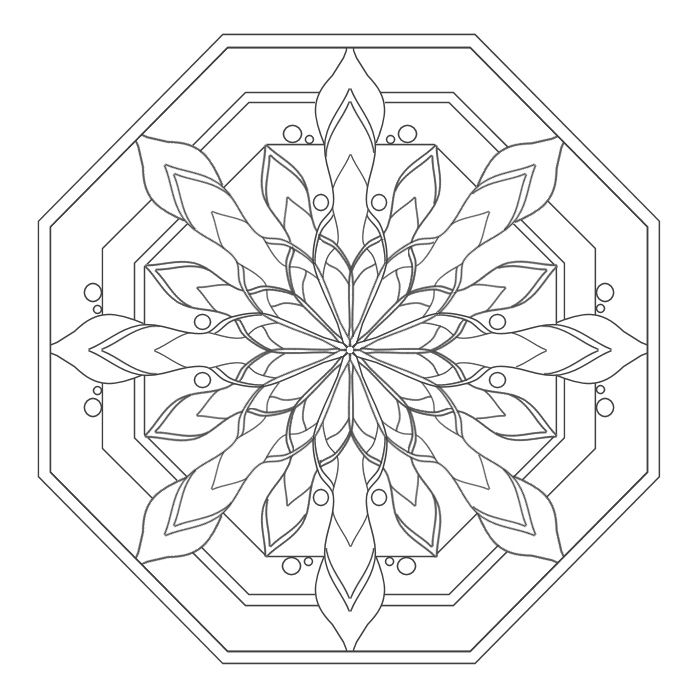 abstract coloring pages pinterest - photo#19