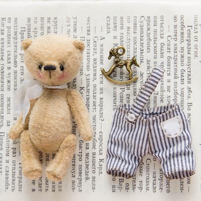 Мишкины истории...: Как шить штанишки мишке тедди. Часть 1 - построение выкройки.