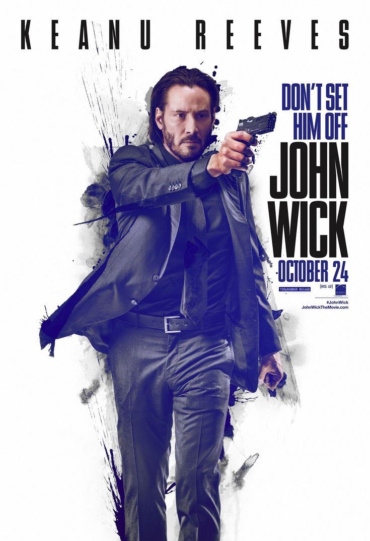 Can't wait to see John Wick! And I can't tell Ben about the puppy! #Reclaim (it's a revenge story)