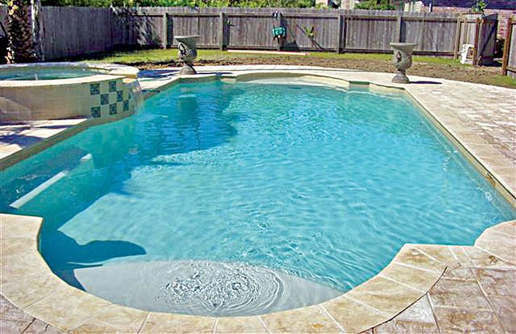 34 Best Landscaping Pool Backyard Design Images On Pinterest Courtyard Pool Pool Backyard