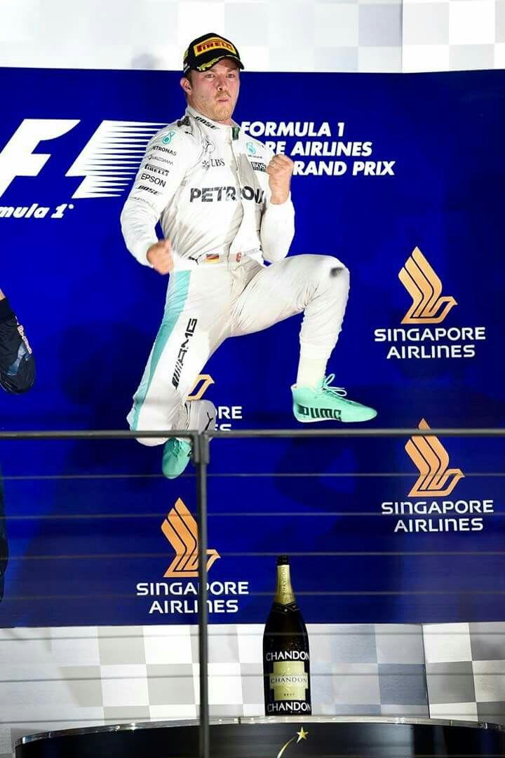Nico Rosberg #SingaporeGP  #F1 2016