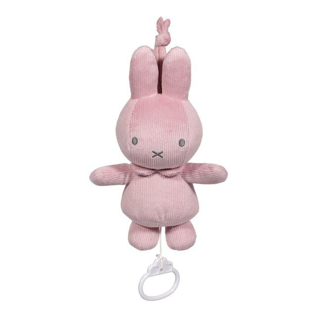 Tiamo Miffy Hase Spieluhr Cord Altrosa Ca 23cm Bei Fantasyroom Online Kaufen Baby Spieluhr Spieluhr Babyzimmer
