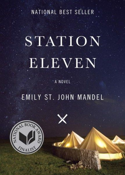 Let's Discuss: Station Eleven by Emily St. John Mandel