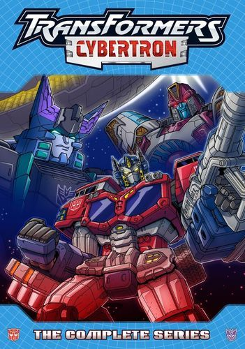 Transformers: Cybertron - The Complete Series [7 Discs] [DVD]