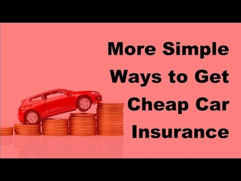 Auto Insurance Tips 2017   Simpler ways to get cheap car insurance - WATCH VIDEO HERE -> http://bestcar.solutions/auto-insurance-tips-2017-simpler-ways-to-get-cheap-car-insurance     Some good additional tips are 1 car insurance is a must, but you do not want to spend more pennies than necessary. By this money updated 05 37 is, February 7, 2017. E-mail quick link to save money on your car insurance, it is also worth checking separately the Admiral for his multicar offers...