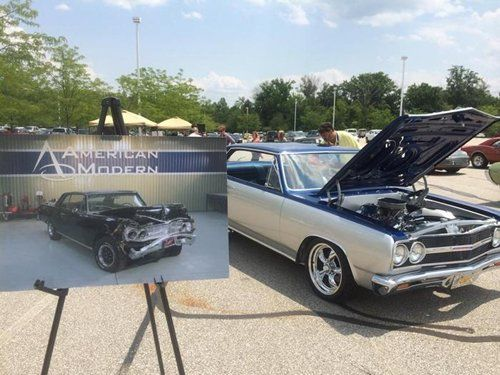 1965 Chevy Malibu SS The Build AMI G Coming To Carmel ...