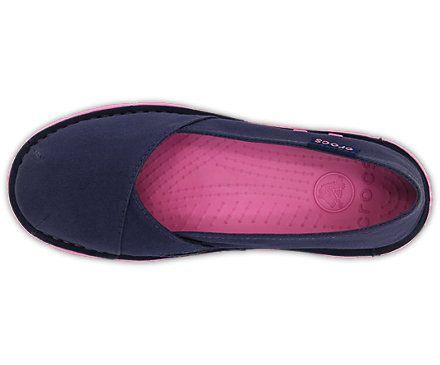 Crocs Girls 'Crocs Cabo Slip-On (juniors) | los holgazanes comodos de Las Muchachas | Sitio oficial de Crocs
