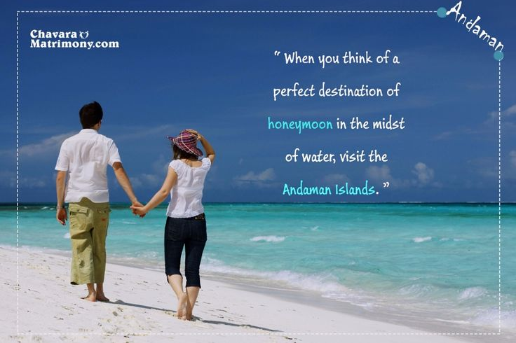 #Honeymoon #Destinations #AndmanIslands #Andaman