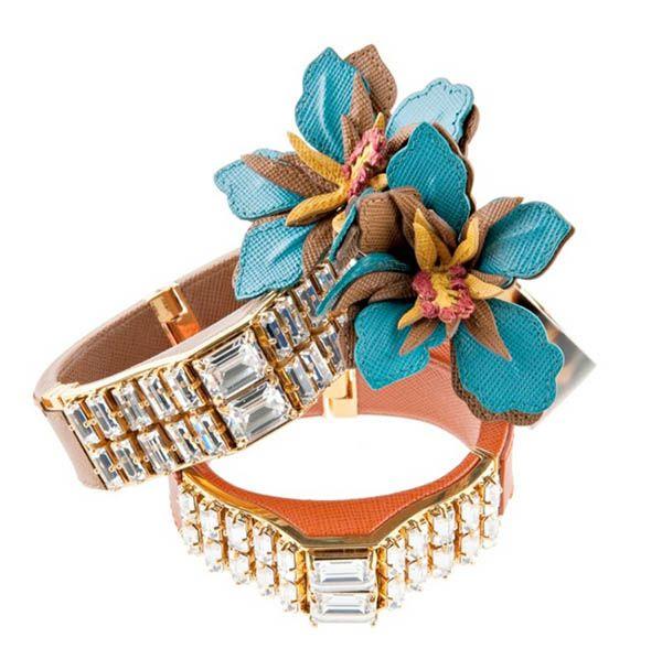 More on http://topmodafemei.ro/bijuterii-prada/ #moda #fashion #jewels #jewelry #prada #2014