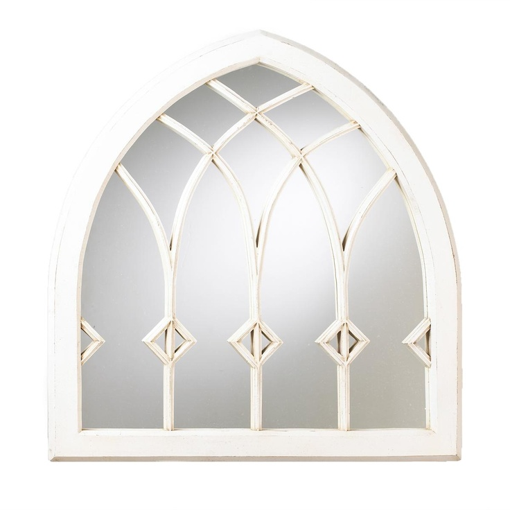36 best mirrors images on pinterest arch mirror arched for Church style mirrors