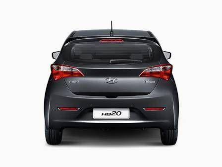 carro novo: Hyundai HB20 2014