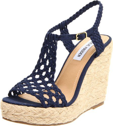 Amazon.com: Steve Madden Women's Manngo Espadrille: Steve Madden: Shoes $50 Amazon prime
