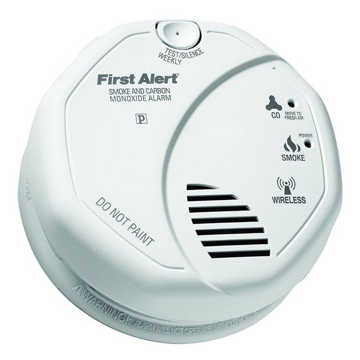 ICYMI: First Alert 2-in-1 Z-Wave Fire/ Smoke & Carbon Monoxide Photoelectric Alarm