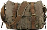 Military Canvas Bike Messenger Bag - Larger Version