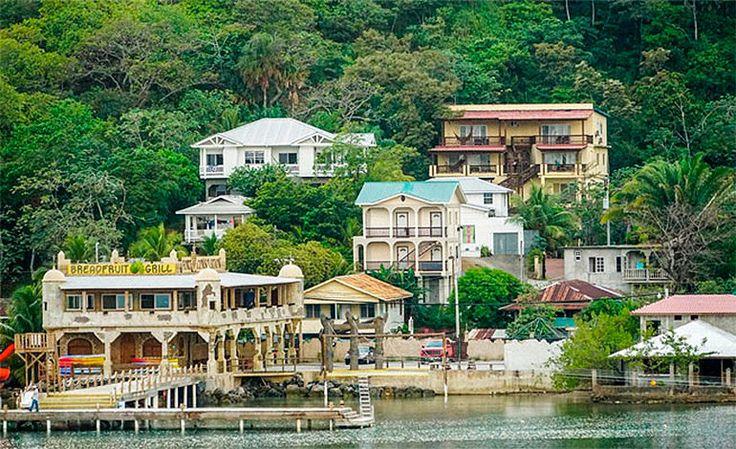 Diario chileno dice haber encontrado el paraíso en Honduras (Video)