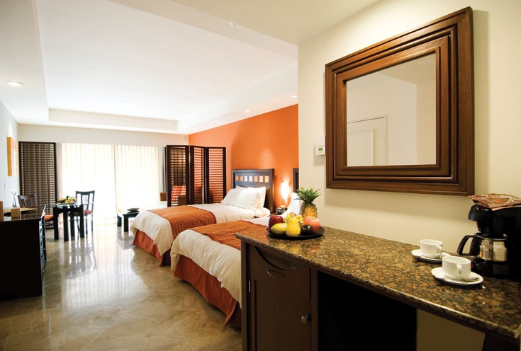 Hacienda Tres Rios in the Riviera Maya is one of the best Mexico vacation rental options out there. - http://www.haciendatresrios.com/riviera-maya-resort/ceiba-junior-suite/