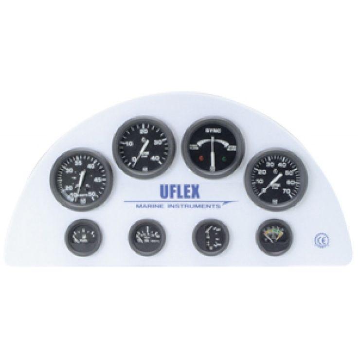 En Oferta con Descuento Reloj Indicador Negro UFLEX Nivel Combustible 53 mm para Embarcaciones, ahora con precio rebajado, Reloj Uflex Negro indicador Nivel Combustible 53mm,Relojes indicadores para motores marinos. Instrumentación para motore