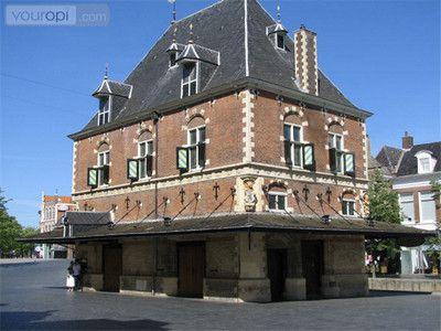Leeuwarden, de Waag, centrum