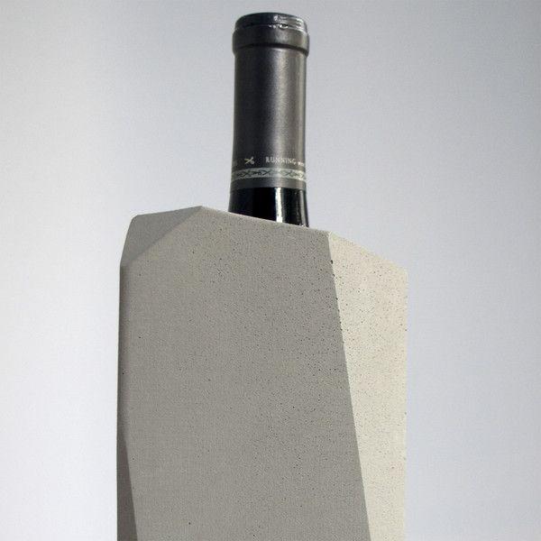 New Wine Cooler Lets #Australia put its #Wine in #concrete @intoconcrete http://inthelandofaus.com/2015/01/wine-cooler/