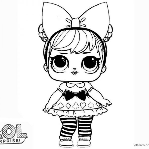 55 Top Lol Coloring Pages Curious Cutie Images Pictures In Hd Lol Dolls Coloring Pages For Girls Cartoon Coloring Pages