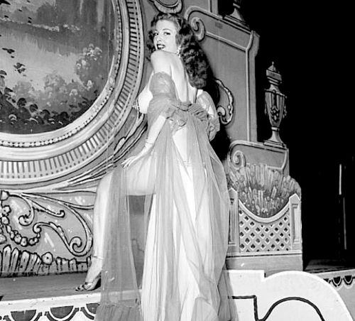 The incredible Tempest Storm