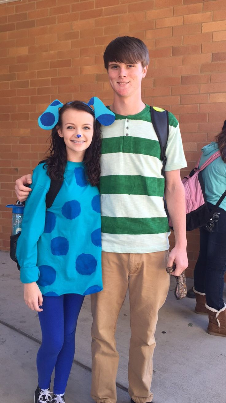 best 25 blues clues costume ideas on pinterest couple costumes
