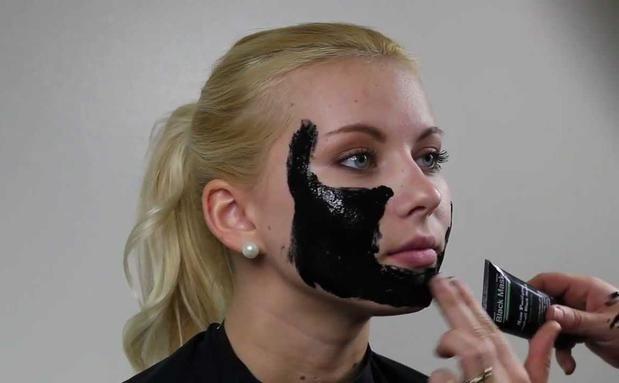 """Black Mask - Paste drauf - trocknen - abziehen. So einfach geht's! im Test"""""""
