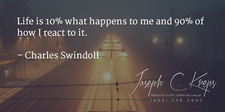 #Traffic #Ticket #Lawyer #Calera #Alabama - We are here now to help you with your Calera traffic #charges.  Call Today.  Life is 10% what happens to me and 90% of how I react to it. – Charles Swindoll   http://www.krepslawfirm.com/blog/traffic-ticket-lawyer-calera-alabama/ - #KLF
