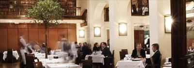 The Cinnamon Club, Old Westminster Library, 30-32 Great Smith Street, London SW1P 3BU