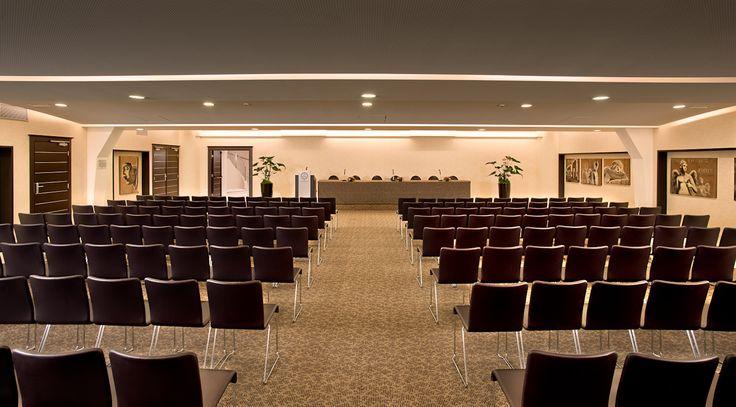 Sala Congressi dell'Hotel Regina Margherita a #Cagliari #Nettopartners