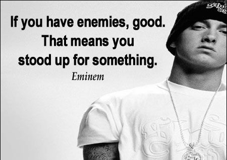 In Pictures 16 Profound Eminem Quotes
