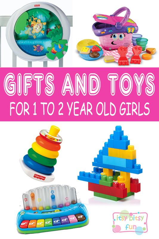 Best Gifts For 1 Year Old Girls In 2017
