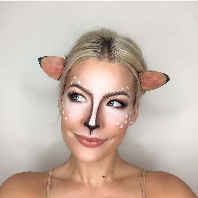 1000+ Ideas About Bambi Costume On Pinterest | Deer Makeup Deer Costume And Costumes