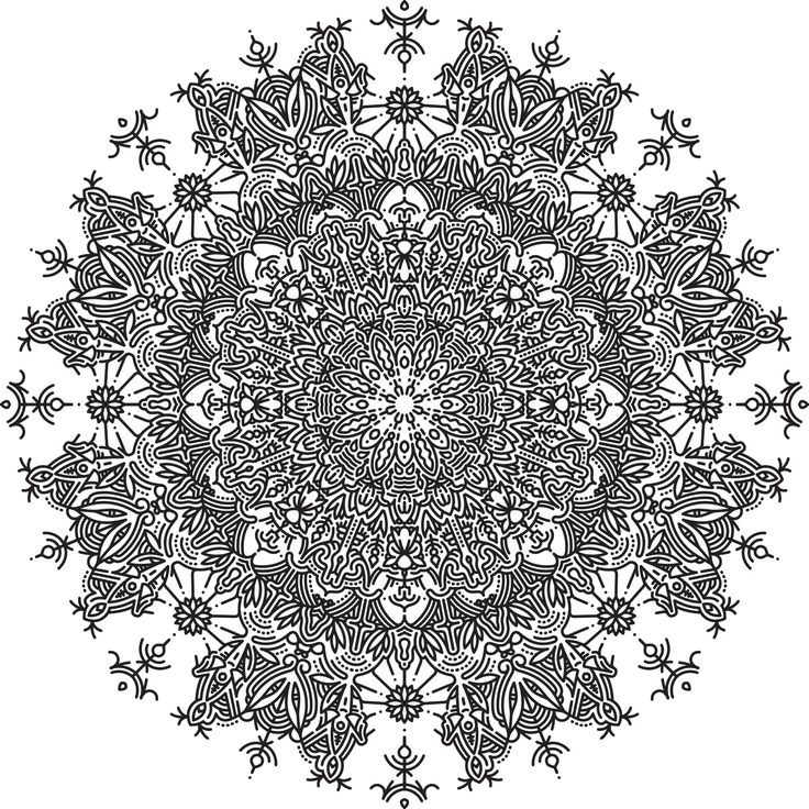 Create a mandala template that automatically repeats what you draw around a circle with this step-by-step Illustrator guide.