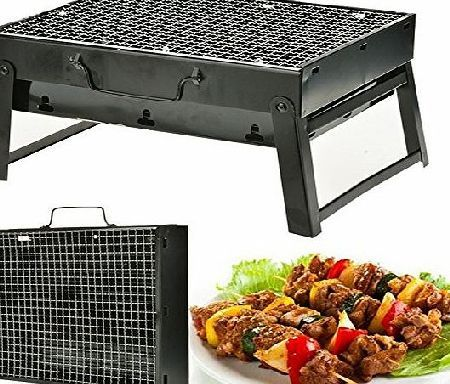 ZN Portable BBQ Grill Charcoal Barbecue Table Top Coal Collapsibl BBQ Grill for Camping Outdoor Garden No description (Barcode EAN = 0612080626379). http://www.comparestoreprices.co.uk/latest2/zn-portable-bbq-grill-charcoal-barbecue-table-top-coal-collapsibl-bbq-grill-for-camping-outdoor-garden.asp