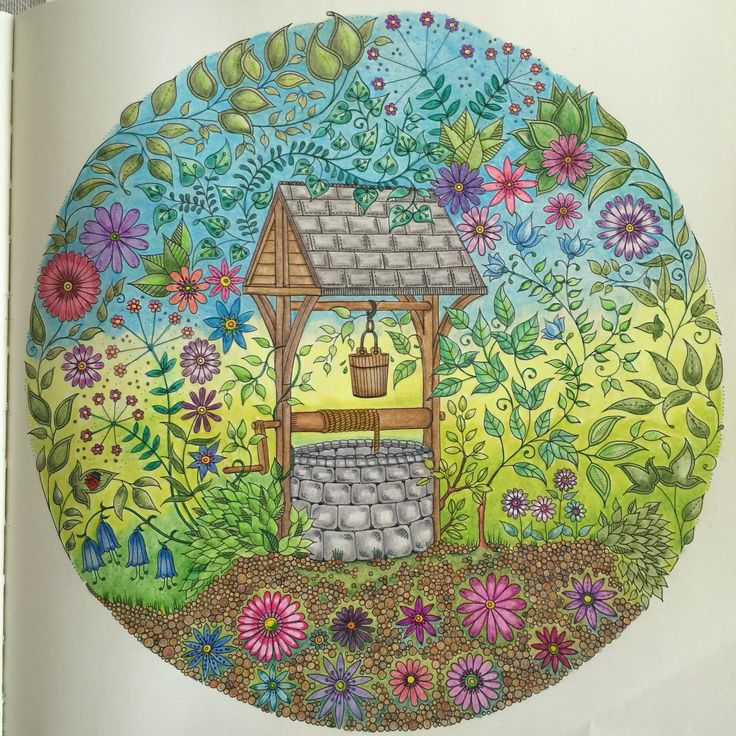 48 Best Adult Colouring By Lorraine Smallacombe Images On Pinterest