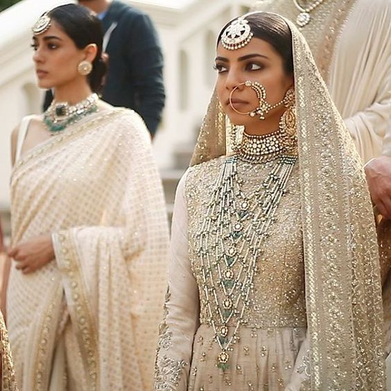 By designer Sabyasachi Mukherjee. Shop for your wedding trousseau with a…