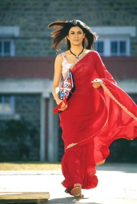 Sushmita Sen- amazing actress!!