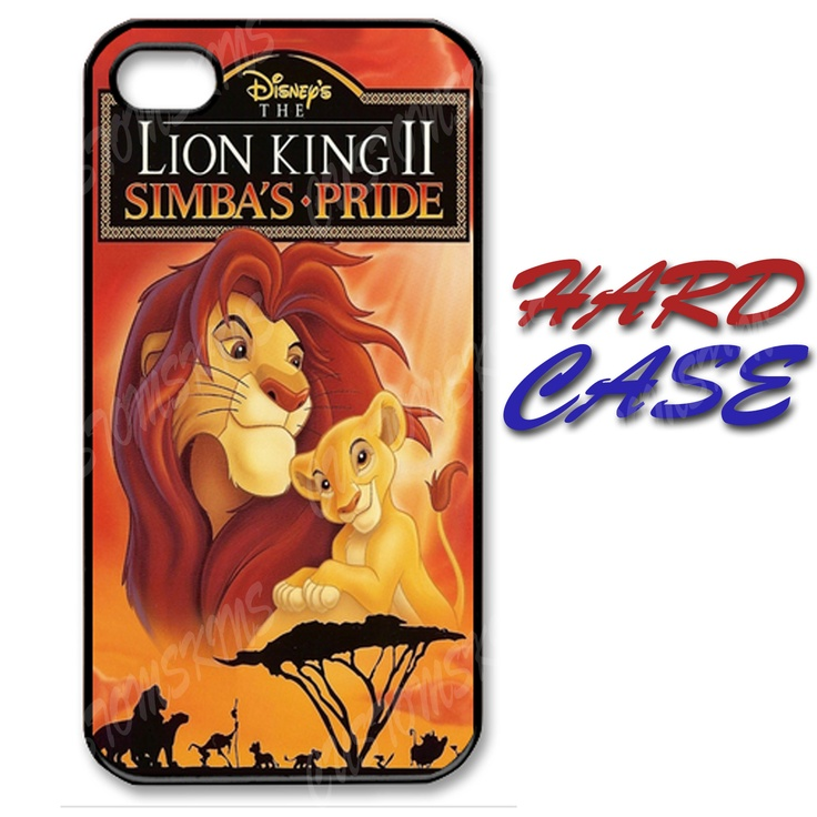 NEW LION KING SIMBA PRIDE IPHONE 4 IPHONE 4S HARD CASE COVER SKINS