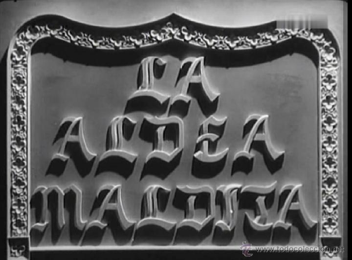La aldea maldita,1942, Florián Rey En una mísera aldea castellana malviven el labrador Juan Castilla, su esposa, el hijo del matrimonio y el abuelo, invidente. Un enfrentamiento entre Juan y el cacique local provoca que el labrador sea encarcelado. Tres años después, Juan encuentra a su esposa con otro hombre en una taberna y la obliga a volver al hogar y mantener las apariencias hasta que fallezca el abuelo... 2ª Versión de la misma historia rodada en 1930 en versión muda.