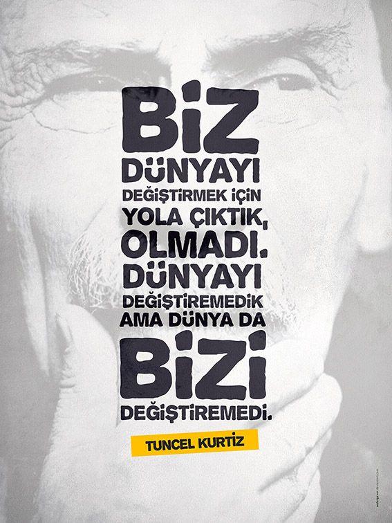 Tuncel Kurtiz by sedatgever.deviantart.com on @deviantART