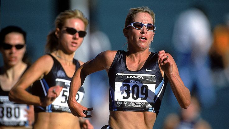 Olympian-Turned-Escort Suzy Favor Hamilton Reclaims A Life Rerouted By Mental Illness
