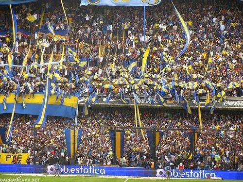 La 12. Boca Juniors