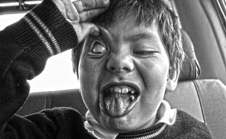 La inocencia de un niño no tiene limites