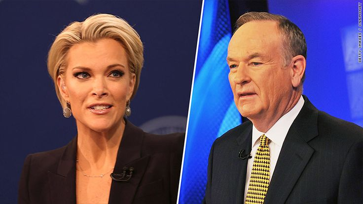 Bill O'Reilly and Megyn Kelly's rivalry felt in halls of Fox News - Feb. 1, 2016