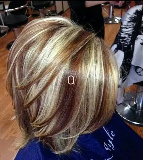 medium chunky layered haircuts 724 best images about hair styles on chunky 4480 | daba98d43df7257ad5ca0b1c8143d755
