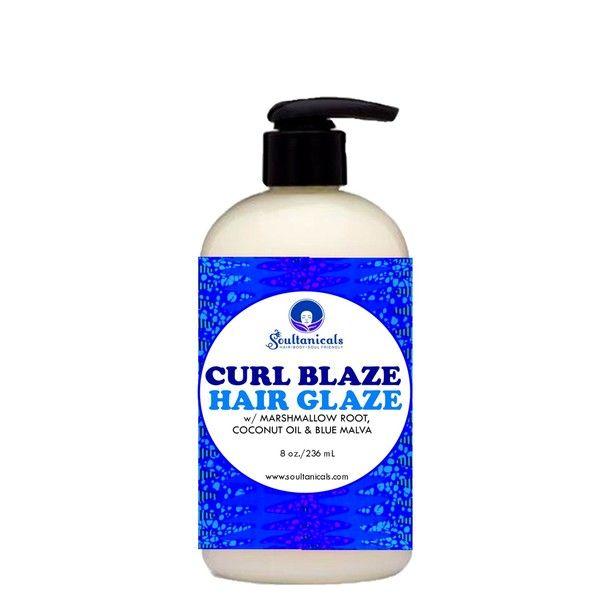 Curl Blaze Hair Glaze